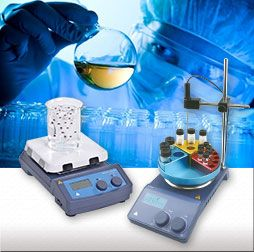 Laboratory Hotplates Stirrers