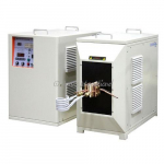 25KW Low-Frequency Dual-Station Induction Heater 1-20KHz