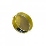 "#400 Test Sieve, Brass, 8"" Diameter"