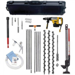 Heavy Duty GVP Kit w/ Dedicated Tips
