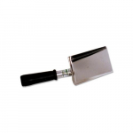 #12 Stainless Steel Scoop with Rubber Grip