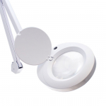 ProVue SuperSlim LED Magnifying Lamp 8-Diopter