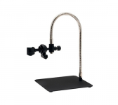"14"" Gooseneck Arm with Metal Base"