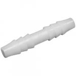 "1/4"" Polypropylene Straight Connector"