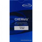 CHEMets Chlorine Refill for DPD Method, Kit