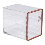 Small Acrylic Desiccator Cabinet