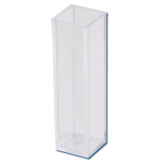 UV-VIS Cuvette with 4 Clear Sides