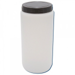 1500ml Kartell Cylindrical Jar with Screw Cap