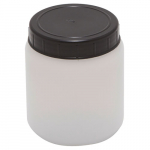 70ml Kartell Cylindrical Jar with Screw Cap