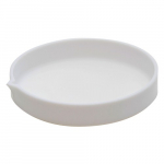 Low Form Polytetrafluoroethylene Dish