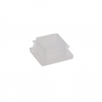 Low Density Polyethylene Square Cuvette Cap