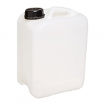 Polyethylene Natural Baritainer Jerry Can