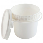 1.2-Gallon Pail with Screw Top