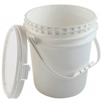 2.5-Gallon Pail with Screw Top
