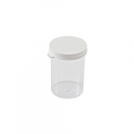 15dr Polystyrene Container with Snap Cap