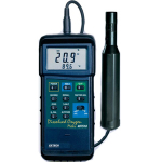 Heavy Duty Dissolved Oxygen Meter with PC interface