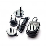 100-240V Universal Power Adapter with 4 Plugs