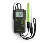 pH and Temperature Meter with ATC