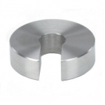20g Class F Stainless Steel Slotted Flat Weight