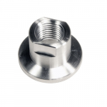 "NW 16 to 1/4"" NPT Stainless Steel Female Pipe Adapter"