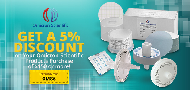 Omicron Scientific Specials!